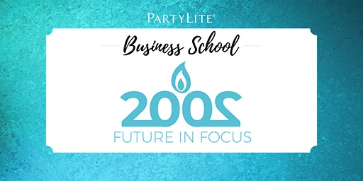 Canberra - PartyLite 2020 Future in Focus - Business School