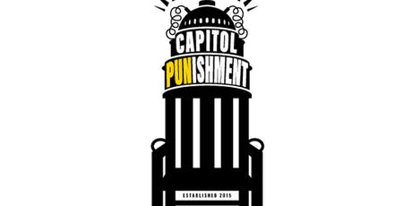 Capitol PUN-ishment with Daniel Humbarger, Damian Harmony and more tickets