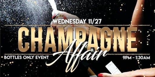 Champagne Affair