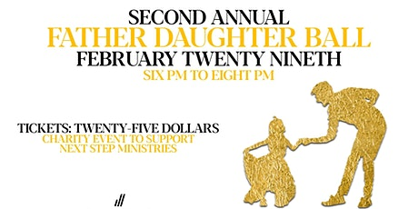 Father & Daughter Ball tickets