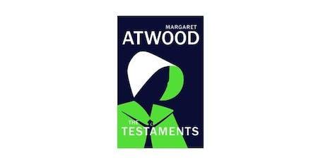 Cardiff BookTalk: The Testaments tickets