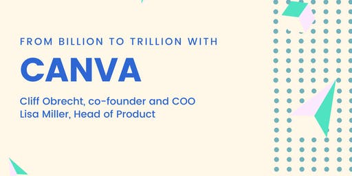 Billion to a trillion with Canva