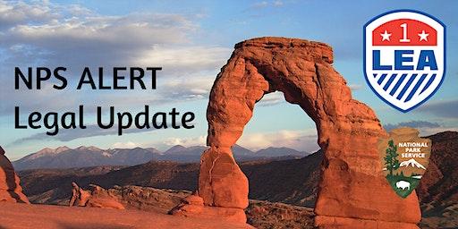 FEB 14  Shepardstown, West Virginia - NPS ALERT Legal Refresher and Update