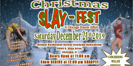 Christmas SLAY-fest Dance Competition tickets