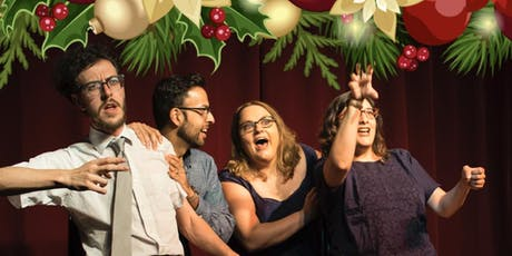 The Main Stage Improv Quickie-Holiday Edition tickets
