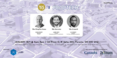 InvestTO: Proptech tickets