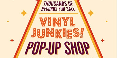 Vinyl Junkies Pop-Up Shop