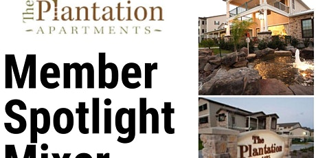 Member Spotlight Mixer: The Plantation Apartments tickets