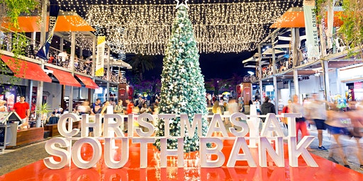 Christmas at South Bank and Roma Street Parklands