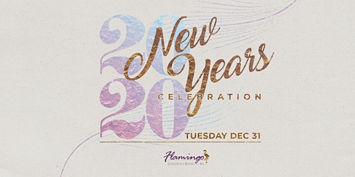 2020 New Years at The Flamingo