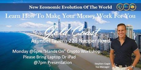 New Economic Evolution of the World GOLD COAST tickets