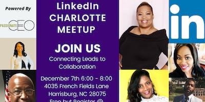 LinkedIn Charlotte Meetup