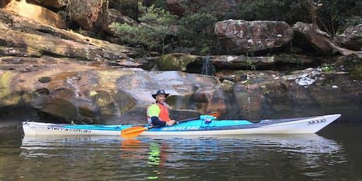 Kayak Woy Woy