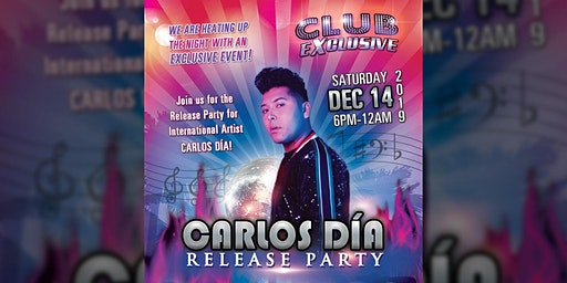Carlos Dia Release Party!
