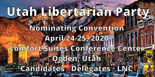2020 Utah Libertarian Party Nominating Convention