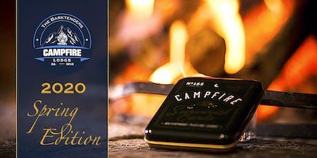 CAMPFIRE LODGE 2020 - SPRING ED. biglietti