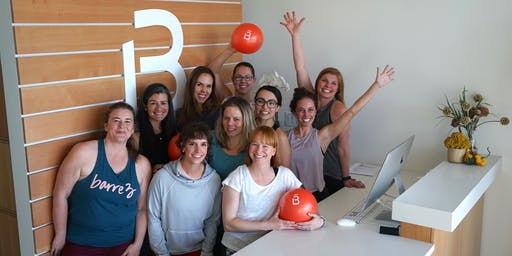 barre3 Grand Opening Party!