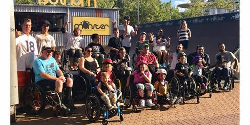 WCMX & Adaptive Skate Demo / Clinic, Sydney