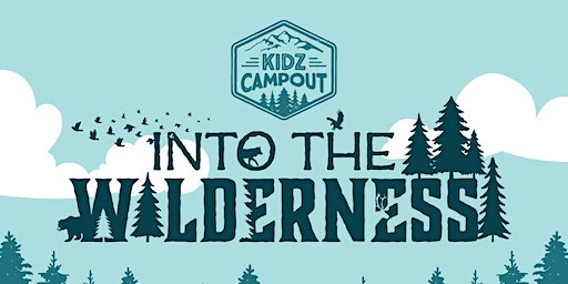 Serve with Kidz Campout 2020