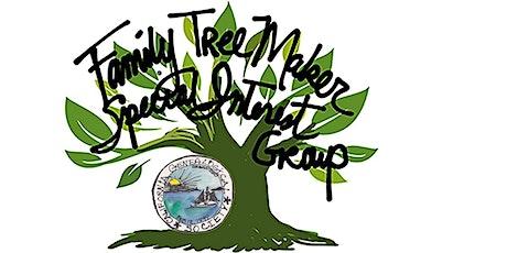 Family Tree Maker SIG Meeting, January 18, 2020: FTM2019, Publishing, Charts, Books tickets