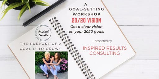 20/20 Vision - A Goal-Setting Workshop in Tulsa