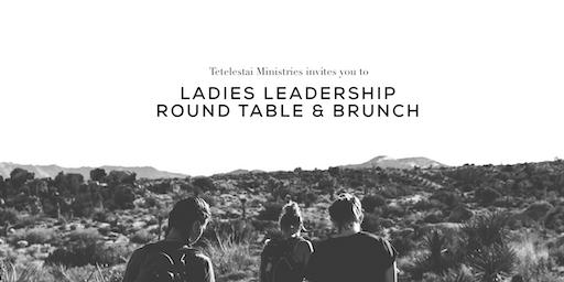 City-Wide Ladies Leadership Round Table
