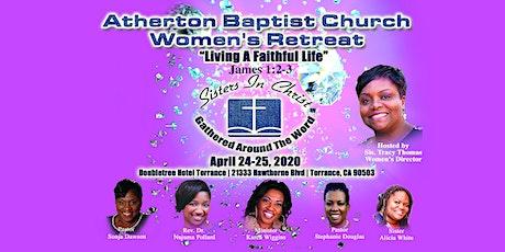 Atherton Baptist Church 2020 Women's Retreat tickets
