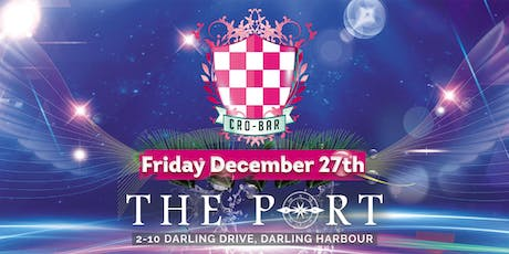 Cro-Bar @ The Port Darling Harbour tickets