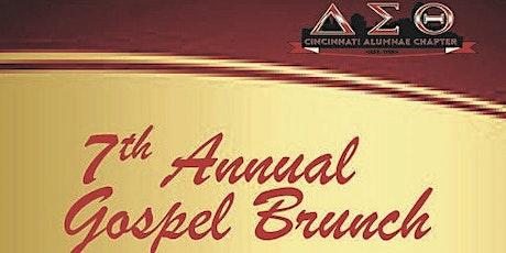 7th Annual Gospel Brunch tickets