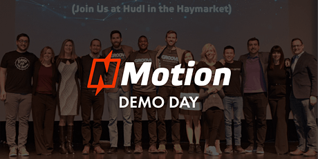 NMotion Demo Day Fall  2019 tickets
