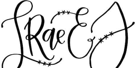 L Rae & J Banquet tickets