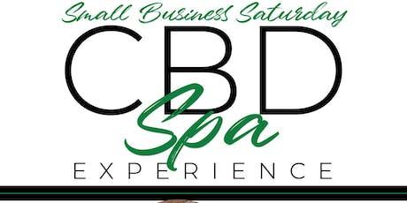 CBD Spa Experience Memphis tickets