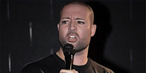 Comedian Davey Lozano