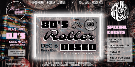 Holiday Roller Disco tickets