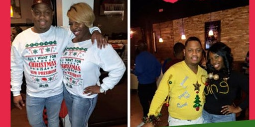 Quente'sential Branding & T'marie's 6th Annual Ugly Sweater Karaoke Party and Clothing Drive