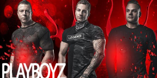 Whitecourt  Ladies  Night F/Playboyz -  2020 Blast