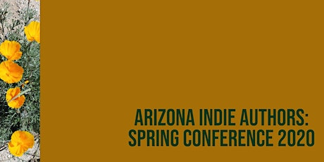 Indie Author Spring-Training Conference: Speak, Tell, Reach Out. tickets