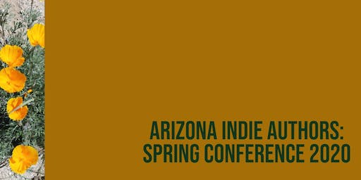 Indie Author Spring-Training Conference: Speak, Tell, Reach Out.