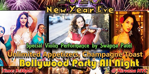 Bollywood Blitz 2020 - Special New Year's Eve Bollywood Party
