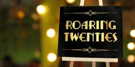 Gertrude's Jazz Bar Roaring 20's New Year's Eve Party tickets