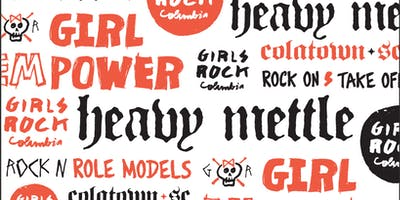 Cola Rocks for Girls Rock! 2019