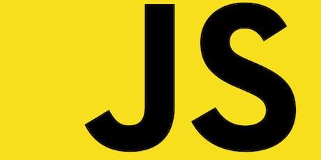 JavaScript programming 101 tickets