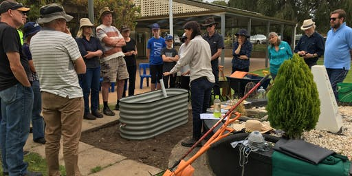 Wicking Bed Workshop