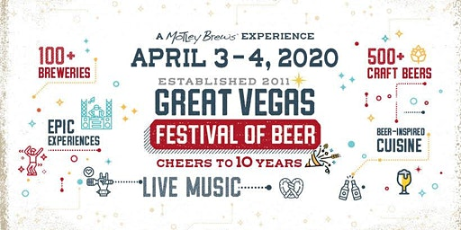 2020 Great Vegas Festival of Beer