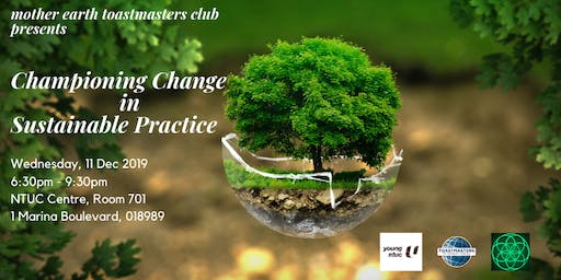 Championing Change in Sustainable Practice