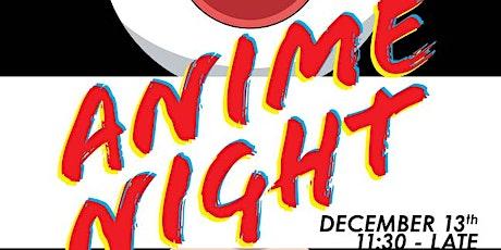 ATL ANIME NIGHT tickets