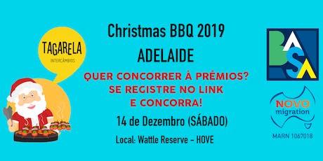 BASA Christmas BBQ II  2019 | Tagarela Intercâmbios + Novo Migration tickets