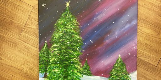 Holiday Paint Night!