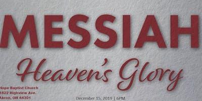 Messiah Heaven's Glory - Choir Cantata