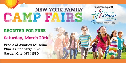 New York Family Camp Fair - Garden City